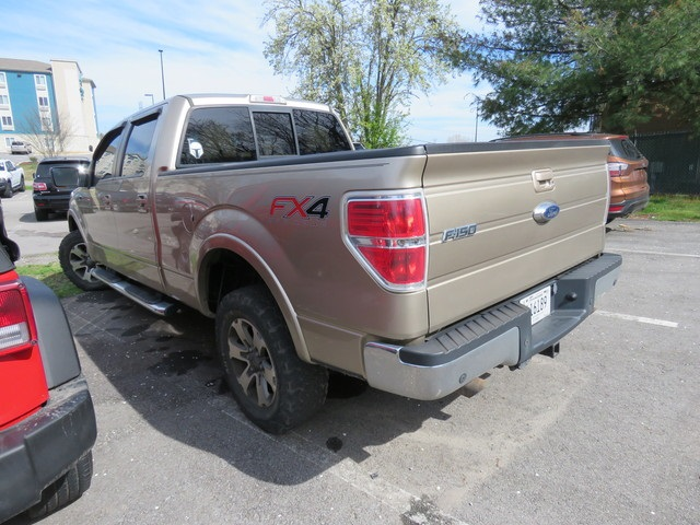 Pre-Owned 2013 Ford F-150 Lariat
