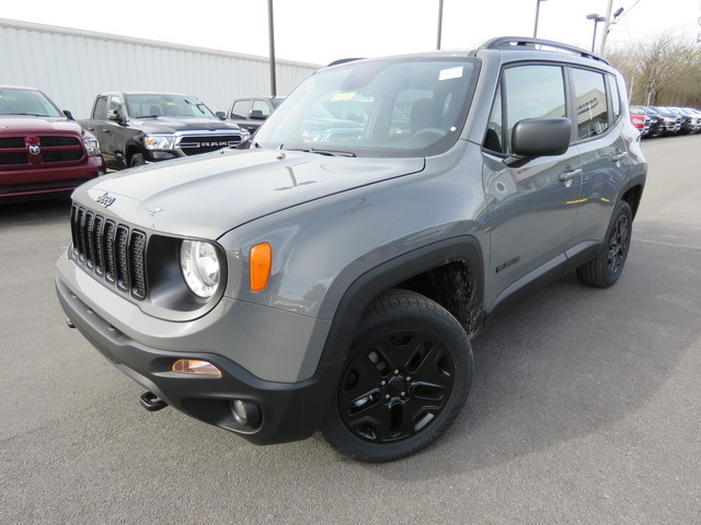 New 2020 JEEP Renegade Upland Edition