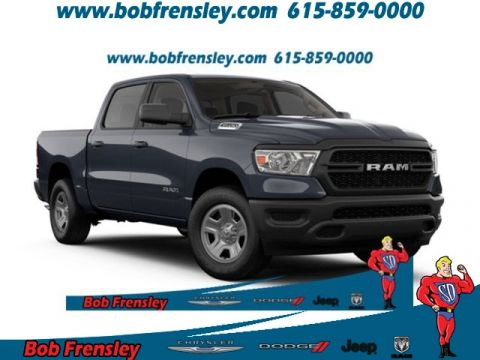 New 2019 Ram 1500 Tradesman Crew Cab 4x4 5 7 Box